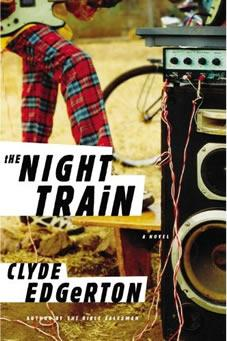 Book cover, ''The Night Train''
