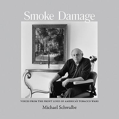 Book cover, ''Smoke Damage''
