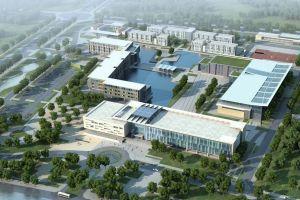 Model for Duke Kunshan University
