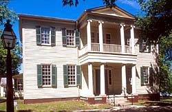 Mordecai House; Raleigh, NC