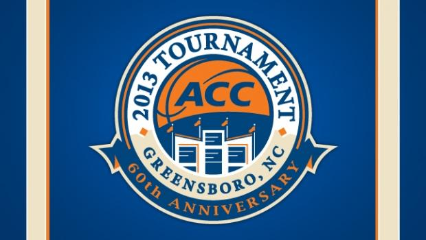 The 60th ACC Men's Basketball Tournament tips off Thursday at the Greensboro Coliseum. NC State plays Virginia Tech at approximately 2:30 pm and Wake Forest meets Maryland at 7. Duke and UNC will both play on Friday.