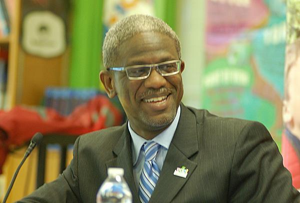 Eric Becoats, Superintendent Durham Public Schools