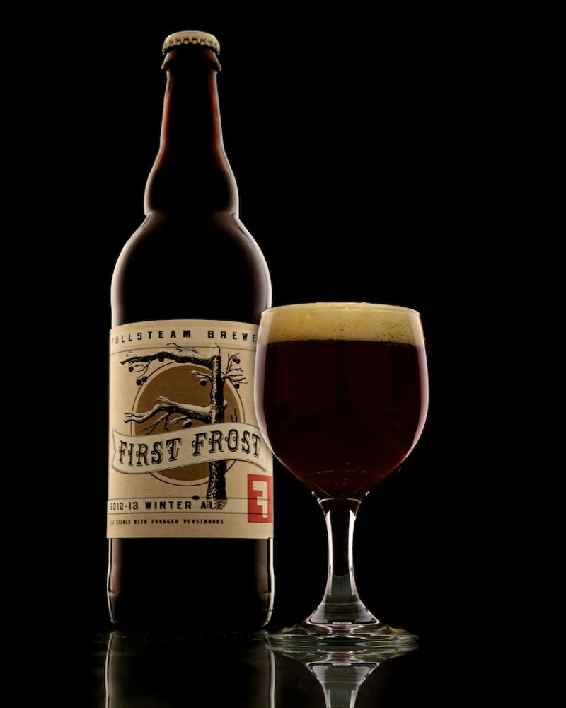Fullsteam's First Frost persimmon ale