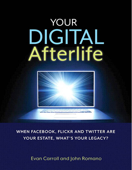 Book Cover - Your Digital Afterlife