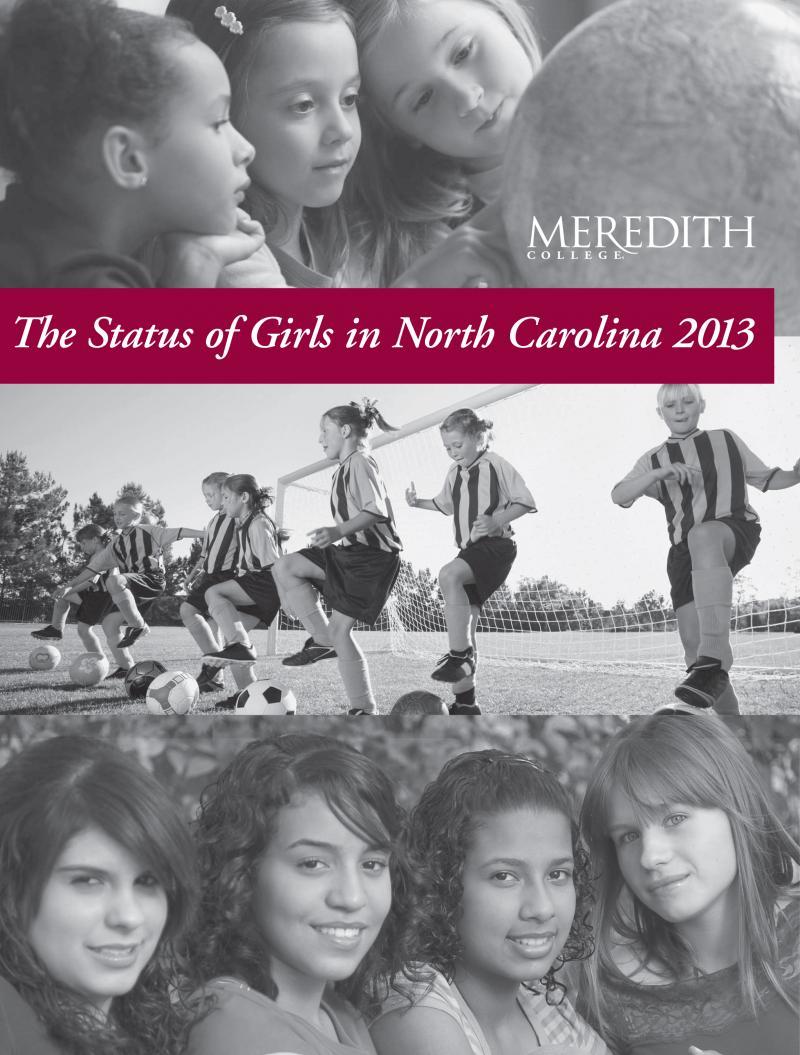 The Status of Girls in North Carolina