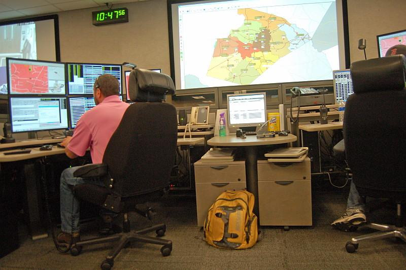Raleigh/Wake Emergency Communications Center