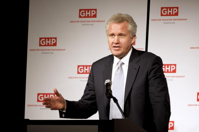 Jeff Immelt, CEO of GE.