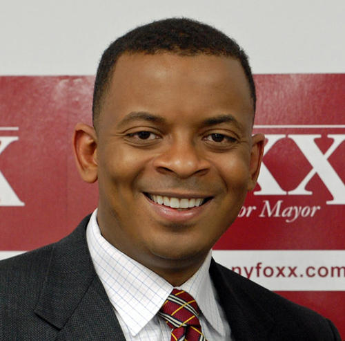 Anthony Foxx, Davidson College, Race, Slavery