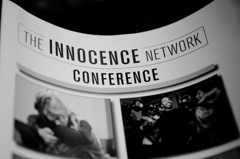 The Innocence Network Conference was held in Charlotte last weekend.