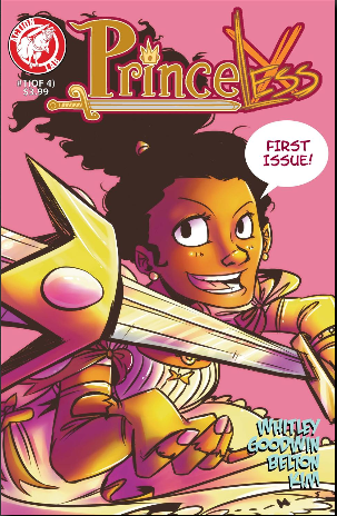 PrinceLess, # 1