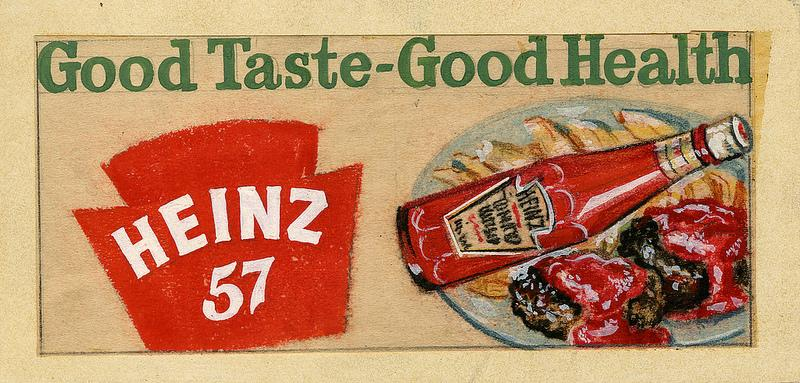 On Mad Men, Heinz is a big player in the lives of competing ad agencies in 1968.