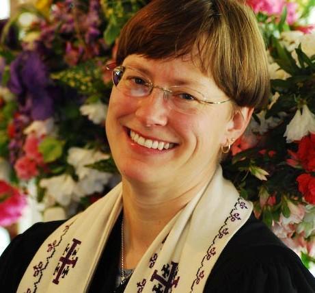 Minister Katie Ricks