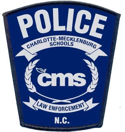 Charlotte-Mecklenburg Schools police patch