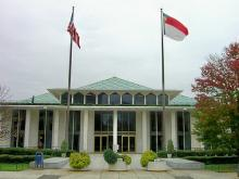 The North Carolina Legislative Building