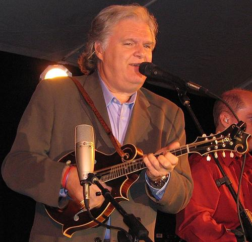 Ricky Skaggs recently spoke with WUNC's Eric Hodge about his new album, 'Music to My Ears.'