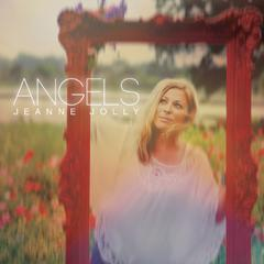 Cover of Jeanne Jolly's album 'Angels'.