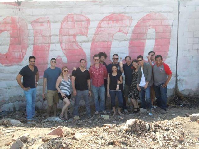 The group in Pisco, Peru, where pisco has been distilled for generations.