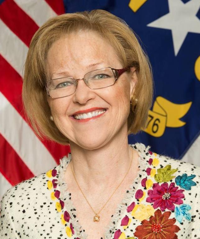 Aldona Vos, DHHS