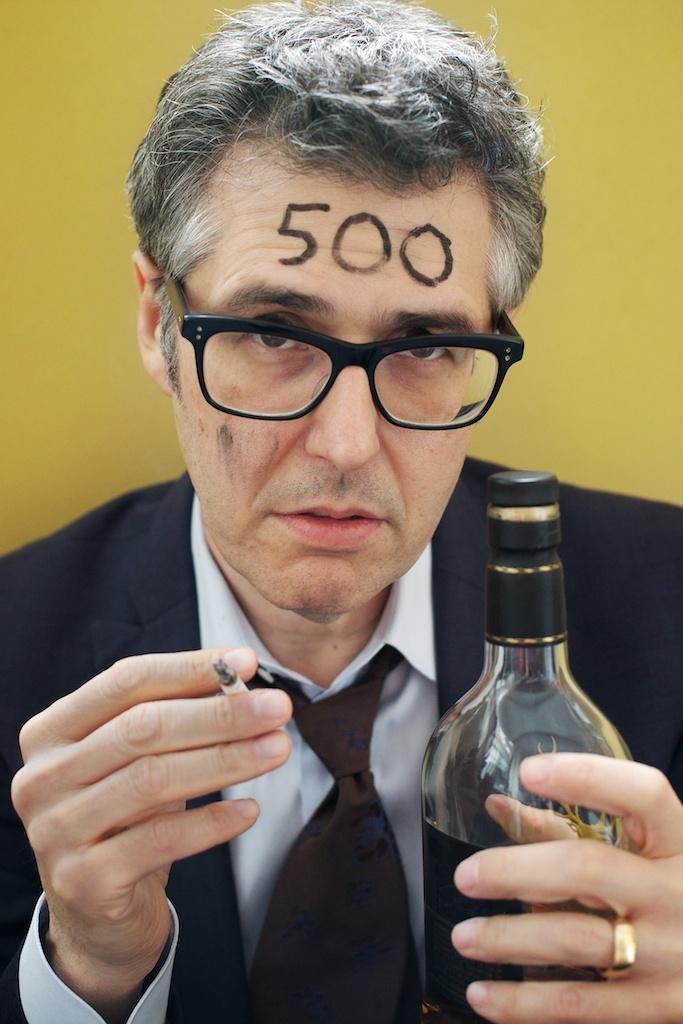 Ira Glass and the This American Life producers celebrate their 500th episode this weekend.