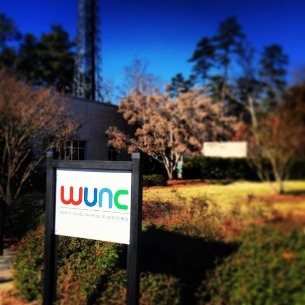 WUNC was ranked the number 5 public radio station in the country.