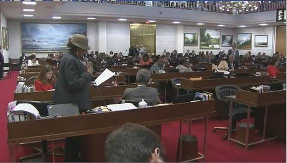 The House debated SB 353 today.