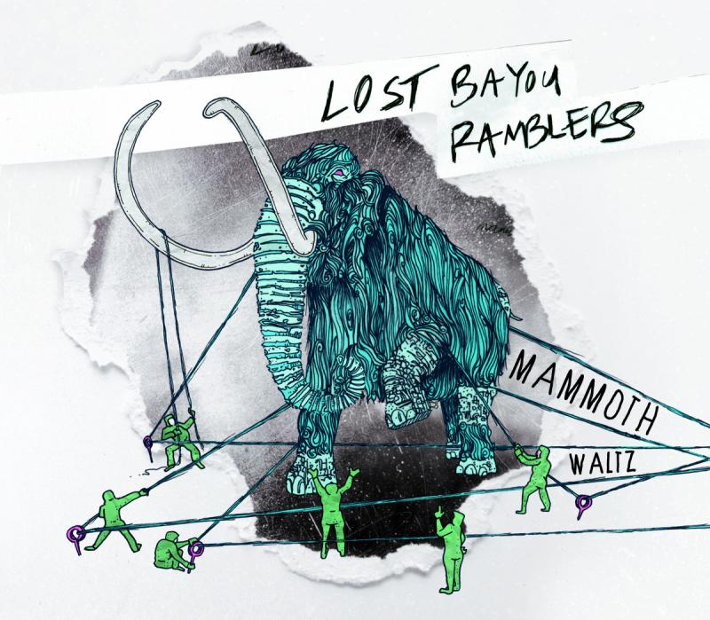 The Lost Bayou Ramblers play songs from their new album Mammoth Waltz on The State of Things.