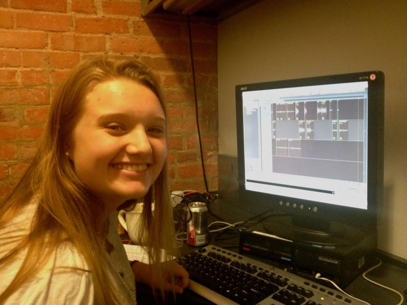 Sunny Osment was a Youth Radio reporter at WUNC this summer.