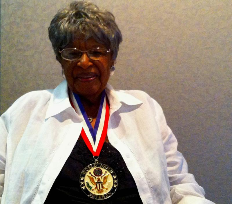 Millie Dunn Veasey went to the March on Washington and was the first female president of the Raleigh-Wake NAACP.