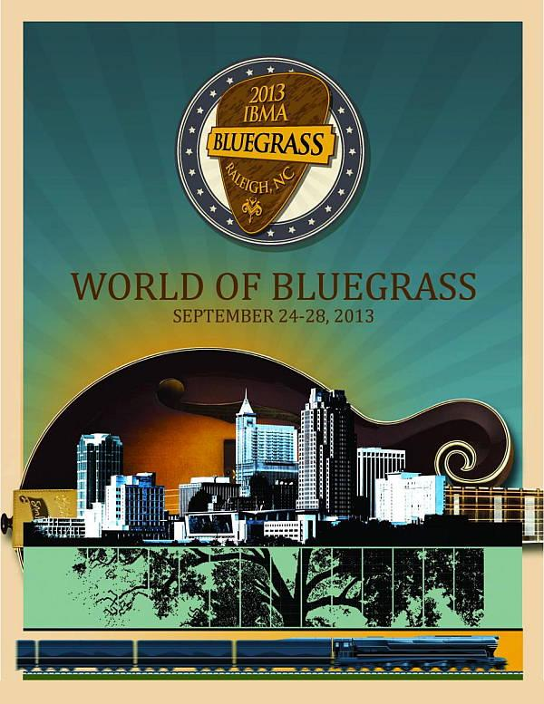IBMA World of Bluegrass in Raleigh