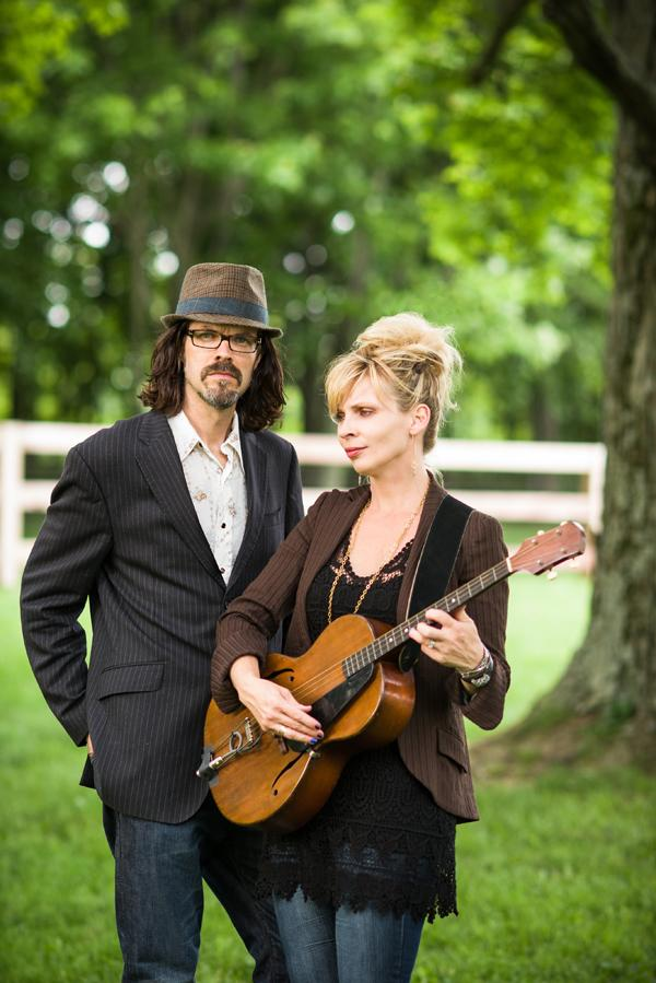 Photo: Linford Detweiler and Karin Bergquist