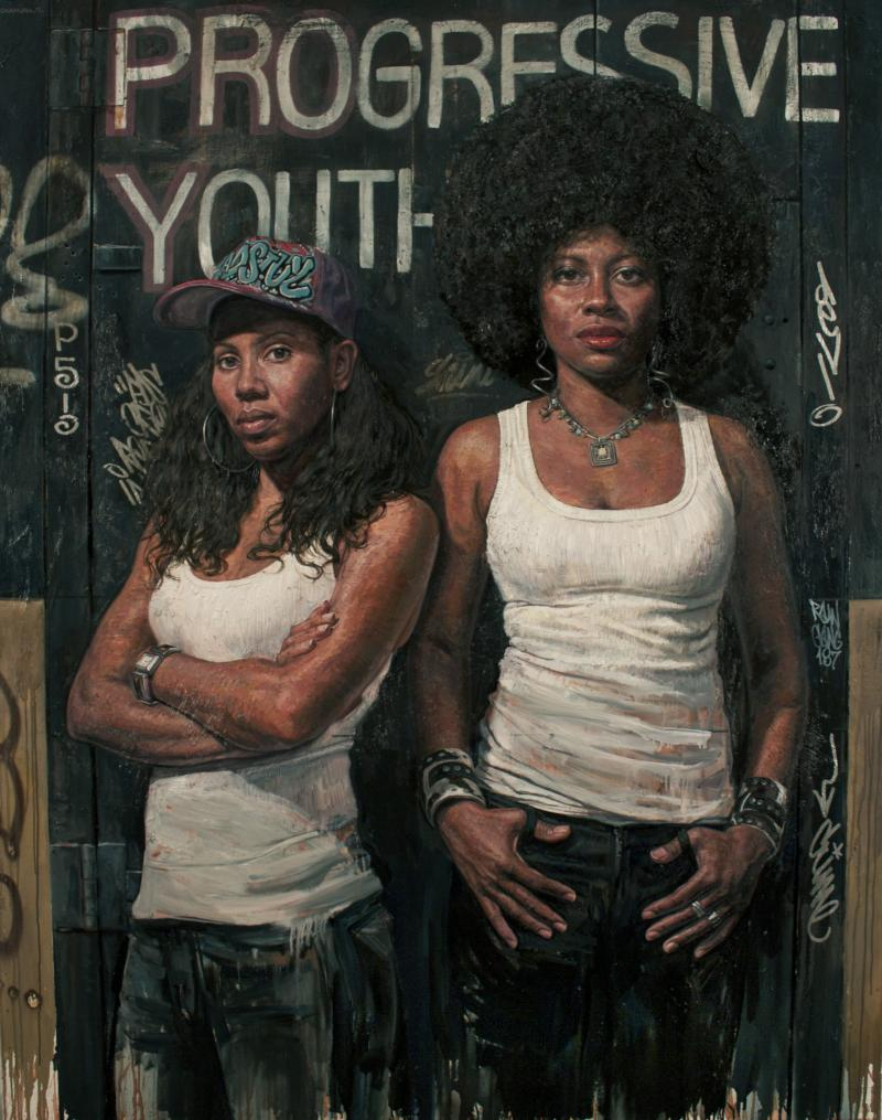 Progressive Youth #1 by Tim Okamura