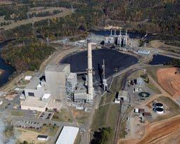Duke Energy's Cliffside Steam Station