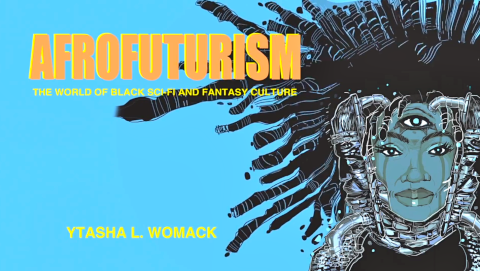 Afrofuturism: The World of Black Sci-Fi and Fantasy Culture by Ytasha Womack
