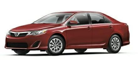$24,000 in debt could buy you: a Toyota Camry L (with keyless entry)