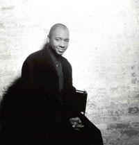 Jazz artist Branford Marsalis