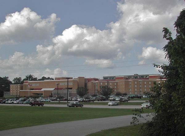 Photo: Central Prison in Raleigh