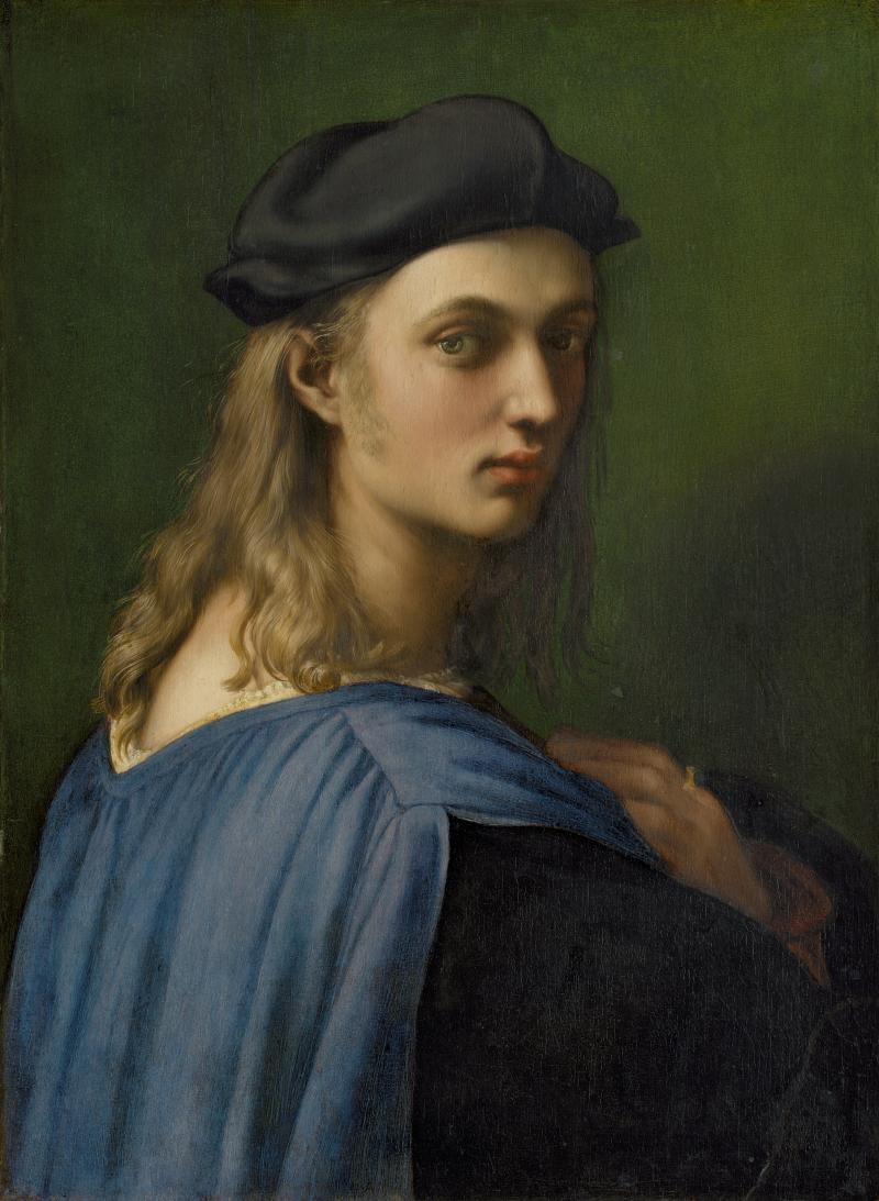 Raphael's 'Bindo Altoviti' was also stored secretly in North Carolina