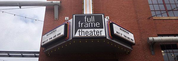 Full Frame Theater in Durham
