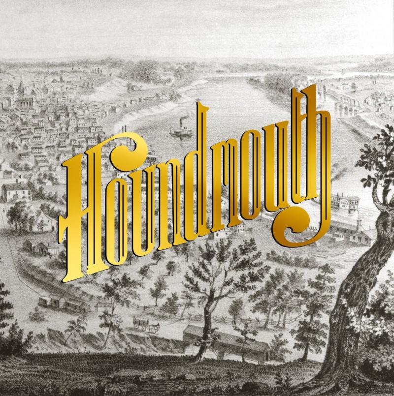 Houndmouth's first album is From the Hills Below the City.