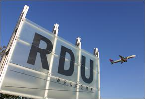 sign of RDU