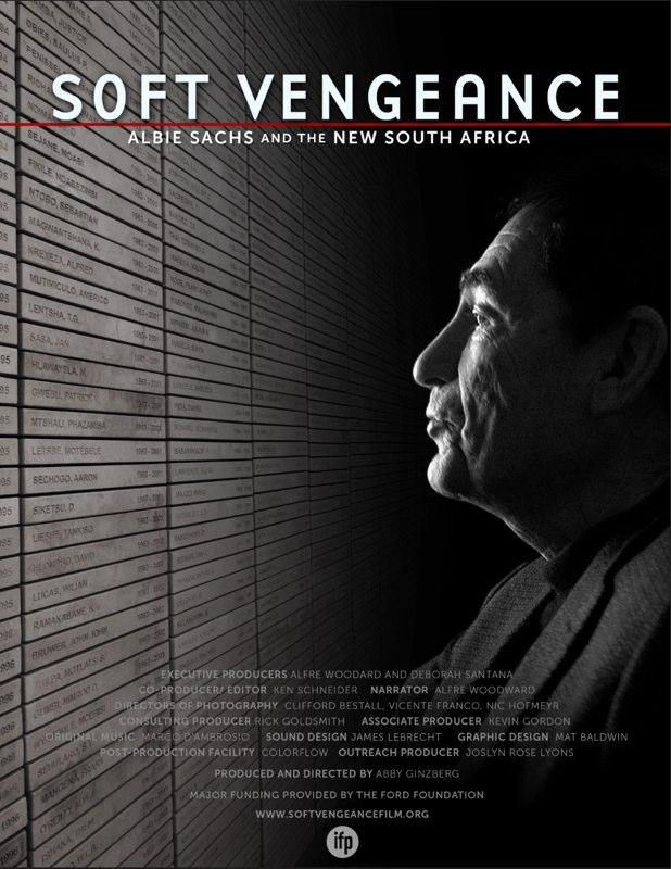 Poster Image for Soft Vengeance: Albie Sachs and the New South Africa