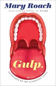 Book cover for Gulp: Adventures on the Alimentary Canal