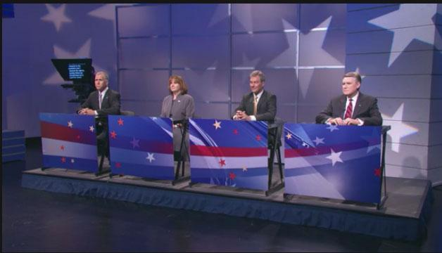 GOP Senate Primary Debate hosted by WRAL 4.23.14
