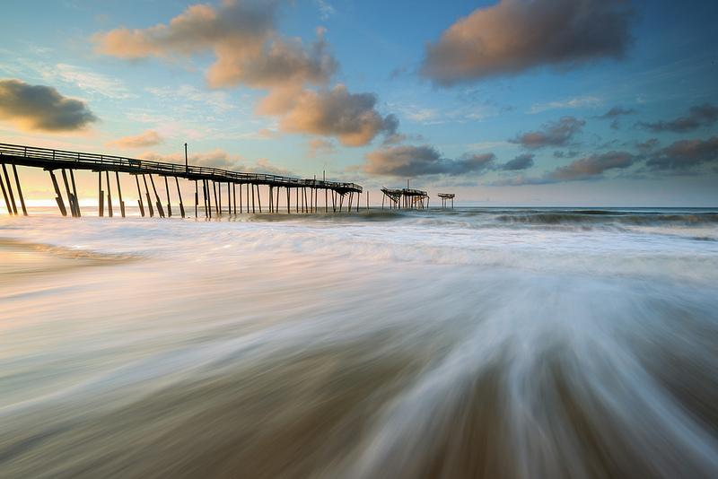 Cape Hatteras Fishing Pier, August 4, 2013