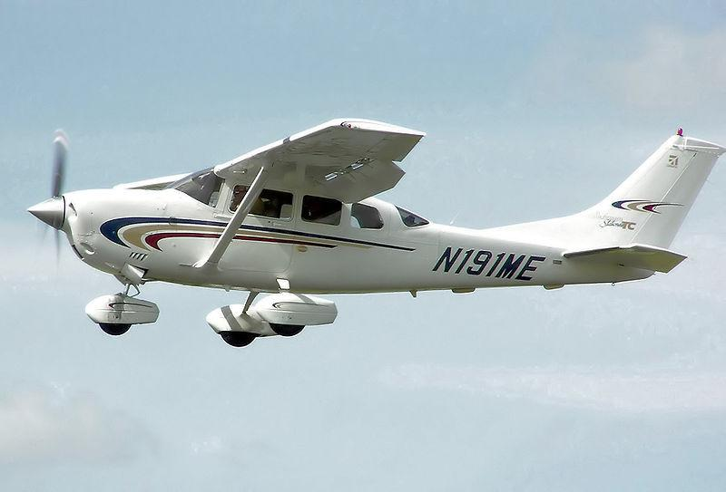 A picture of Cessna a 206H Stationair aircraft.