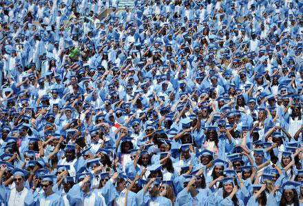 UNC graduates