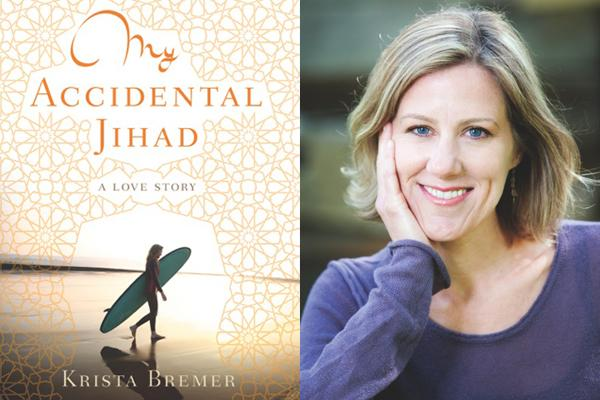 Krista Bremer and her book, My Accidental Jihad