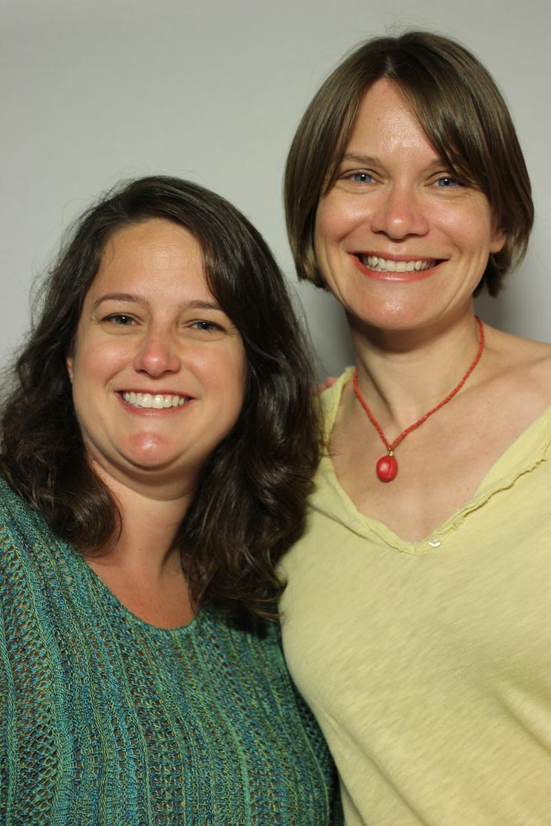 Mother activists Beth Messersmith and Sabine Schoenbach talk at StoryCorps about supporting each other through tough times.