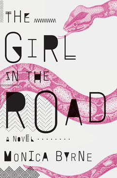 Girl in the Road book cover