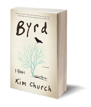 Byrd book cover shows a tree and bird